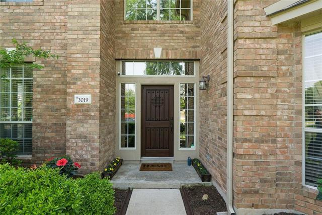 3019 Senna Ridge Trl, Round Rock, TX 78665 (#8678182) :: Ana Luxury Homes