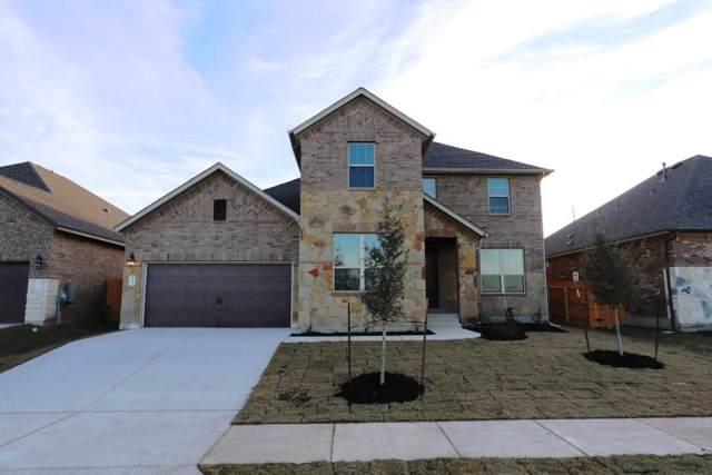 709 Duroc Dr, Hutto, TX 78634 (#8702321) :: Papasan Real Estate Team @ Keller Williams Realty