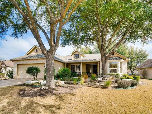 222 Red Poppy Trl, Georgetown, TX 78633 (#1608716) :: The Perry Henderson Group at Berkshire Hathaway Texas Realty