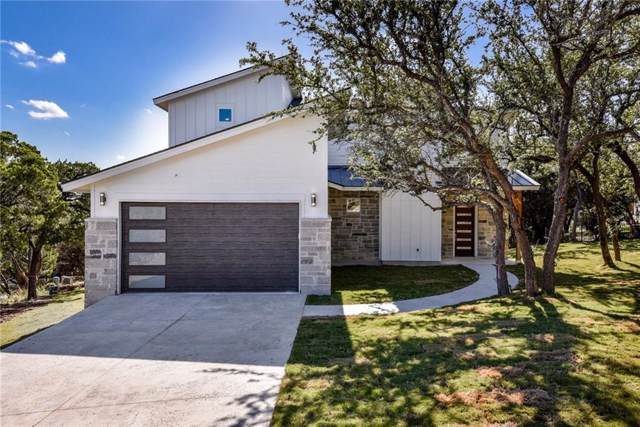 18519 Staghorn Dr, Point Venture, TX 78645 (#5173475) :: The Perry Henderson Group at Berkshire Hathaway Texas Realty