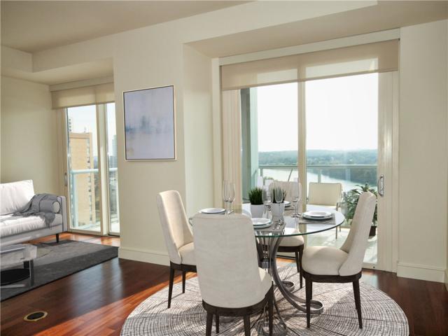 98 San Jacinto Blvd #901, Austin, TX 78701 (#6223237) :: Amanda Ponce Real Estate Team