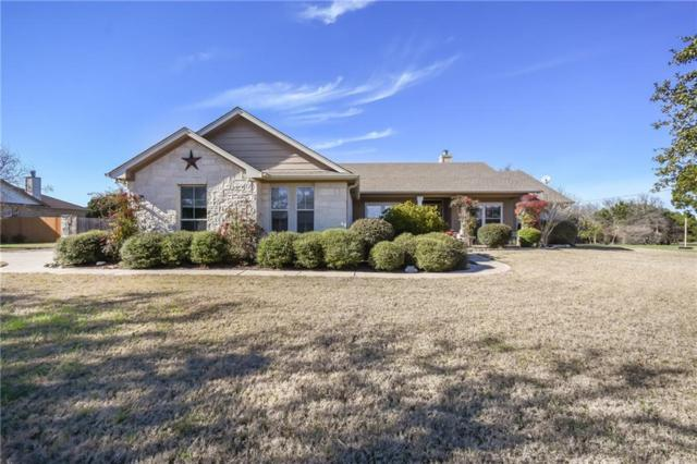600 Speed Horse, Liberty Hill, TX 78642 (#6584033) :: The Gregory Group