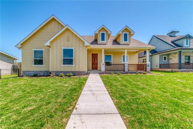 1009 Scenic Dr, Georgetown, TX 78626 (#8548484) :: The Summers Group