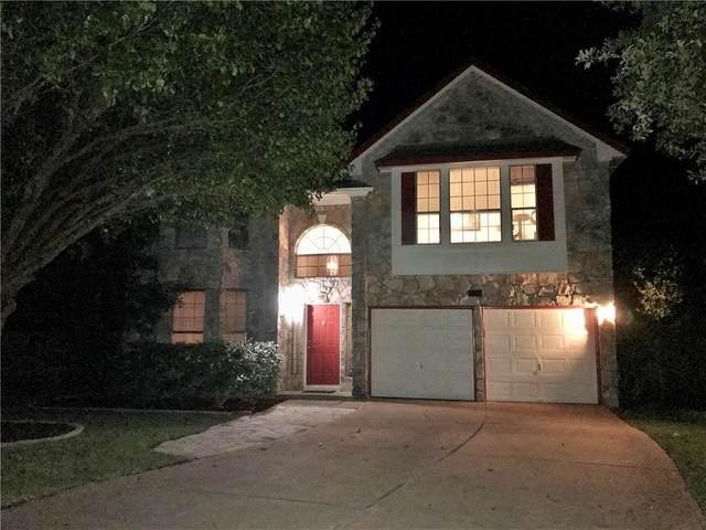 8208 Ito Cv, Austin, TX 78729 (MLS #8583910) :: Brautigan Realty