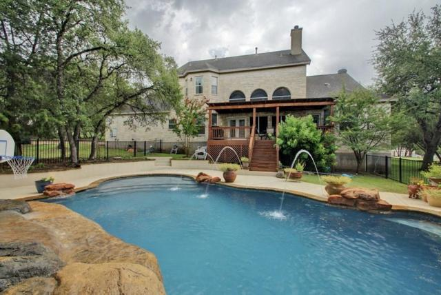 102 Silverstone, Georgetown, TX 78633 (#5867875) :: Ana Luxury Homes