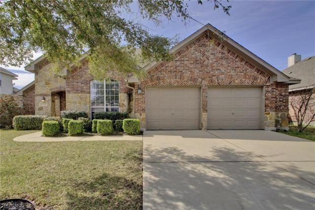 13812 Tercel Trce, Manor, TX 78653 (#8819100) :: Lancashire Group at Keller Williams Realty