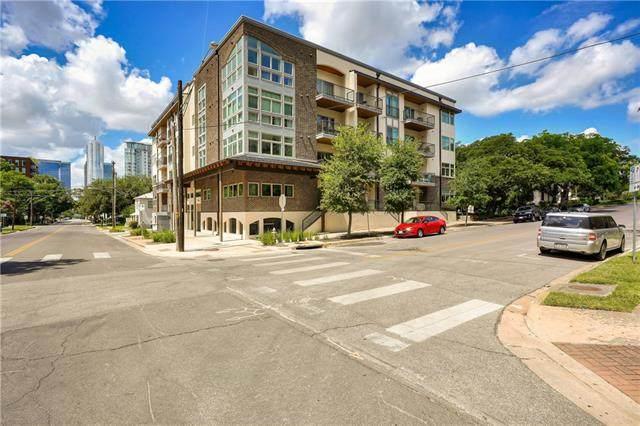 908 Nueces St #27, Austin, TX 78701 (#2467804) :: Lauren McCoy with David Brodsky Properties