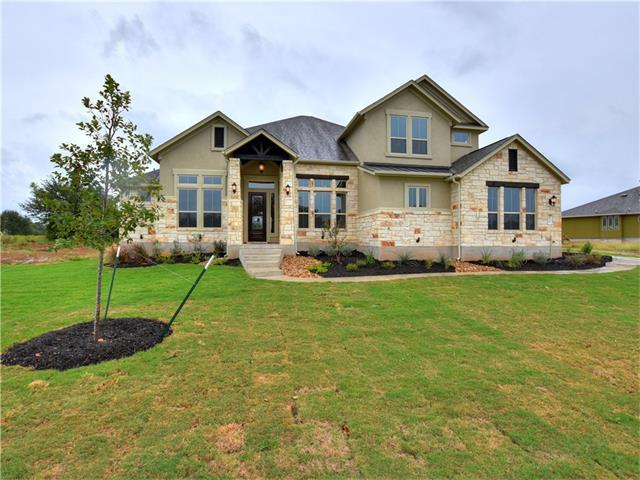 609 Umbrella Sky, Liberty Hill, TX 78642 (#2303861) :: Douglas Residential