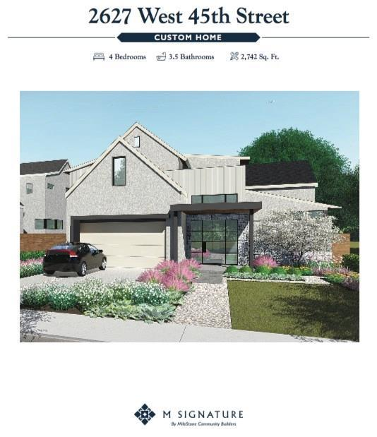 2627 W 45th St, Austin, TX 78731 (#1021829) :: RE/MAX Capital City