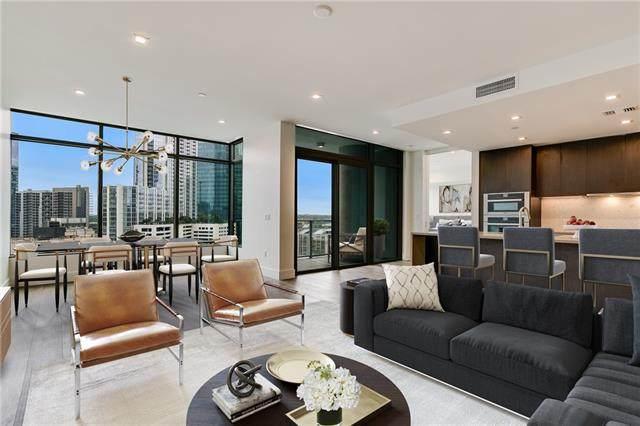 501 West Ave #1105, Austin, TX 78701 (MLS #1029320) :: Vista Real Estate