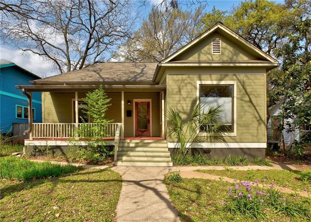 1906 Eva St, Austin, TX 78704 (#1031419) :: Ben Kinney Real Estate Team