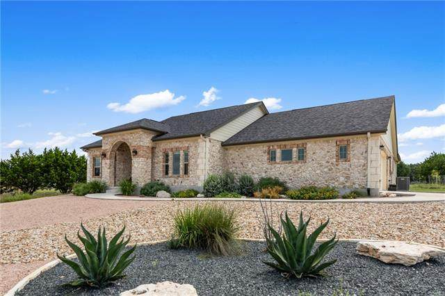 317 First Down Dash, Burnet, TX 78611 (#1043103) :: Zina & Co. Real Estate