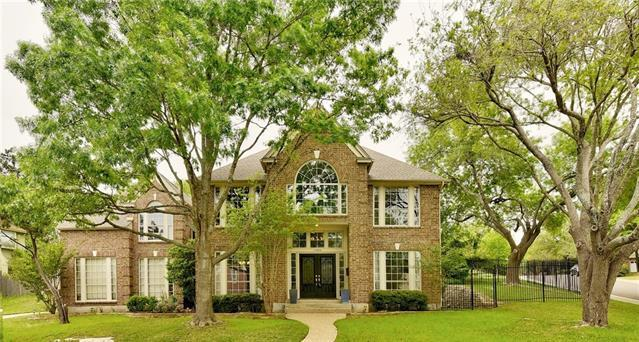 10804 Callanish Park Dr, Austin, TX 78750 (#1046413) :: The Gregory Group