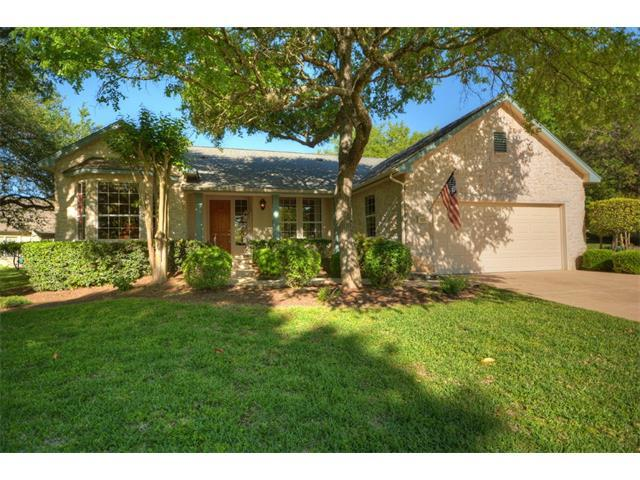 105 Yucca Cv, Georgetown, TX 78633 (#1060798) :: Kevin White Group