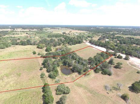 5.77 Acres Ott Rd #2, Rosanky, TX 78953 (#1082832) :: The Heyl Group at Keller Williams