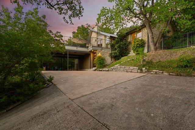 5817 Highland Pass, Austin, TX 78731 (#1086767) :: The Perry Henderson Group at Berkshire Hathaway Texas Realty