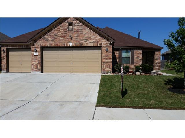400 Carrington St, Hutto, TX 78634 (#1091312) :: RE/MAX Capital City
