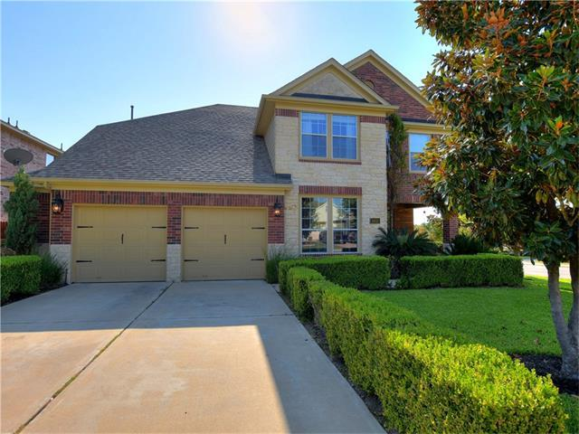 1401 Augusta Bend Dr, Hutto, TX 78634 (#1107425) :: Papasan Real Estate Team @ Keller Williams Realty