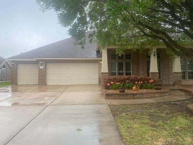 2307 Aaron Ross Way, Round Rock, TX 78665 (#1110157) :: Azuri Group | All City Real Estate