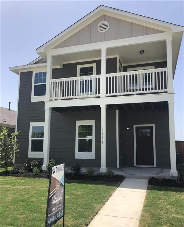 1141 Esplanade Pkwy, San Marcos, TX 78666 (#1132700) :: All City Real Estate