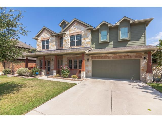 404 Wolf Creek Way, Round Rock, TX 78664 (#1137837) :: Papasan Real Estate Team @ Keller Williams Realty
