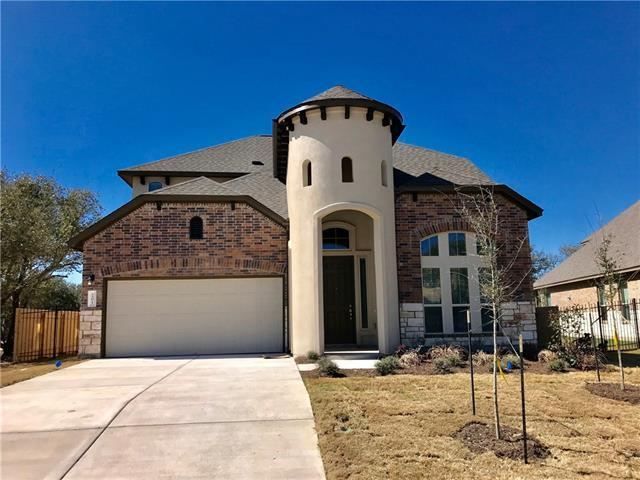 201 Orange Mimosa Ln, Leander, TX 78641 (#1137853) :: The ZinaSells Group