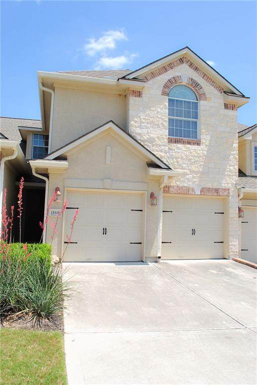 15319 Origins Ln #202, Lakeway, TX 78734 (#1160095) :: Watters International
