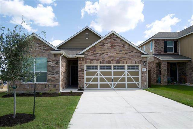 256 Sage Derby Dr, Hutto, TX 78634 (#1167091) :: RE/MAX Capital City