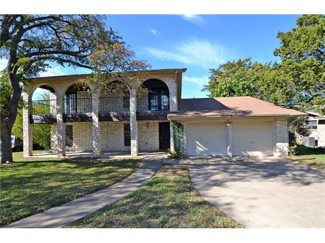 1104 Creekview Dr, Round Rock, TX 78681 (#1171566) :: RE/MAX Capital City