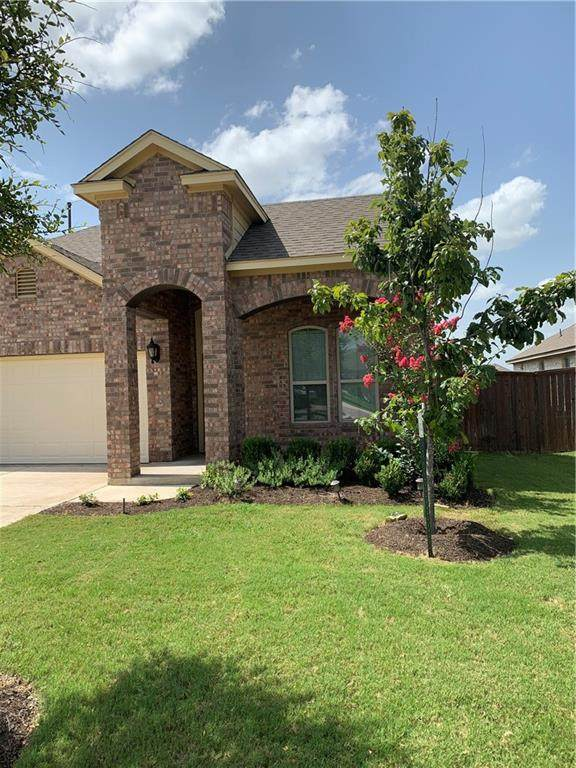 5301 Scenic Lake Dr, Georgetown, TX 78626 (#1202953) :: Papasan Real Estate Team @ Keller Williams Realty