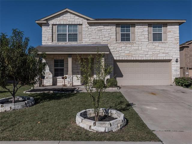 13404 Forest Sage St, Manor, TX 78653 (#1240427) :: The Heyl Group at Keller Williams