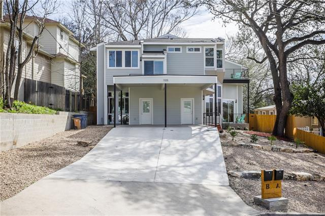 1105 Mason Ave B, Austin, TX 78721 (#1242233) :: KW United Group
