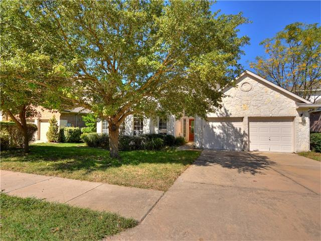 1906 Forest Meadow Cv, Round Rock, TX 78665 (#1267649) :: The ZinaSells Group