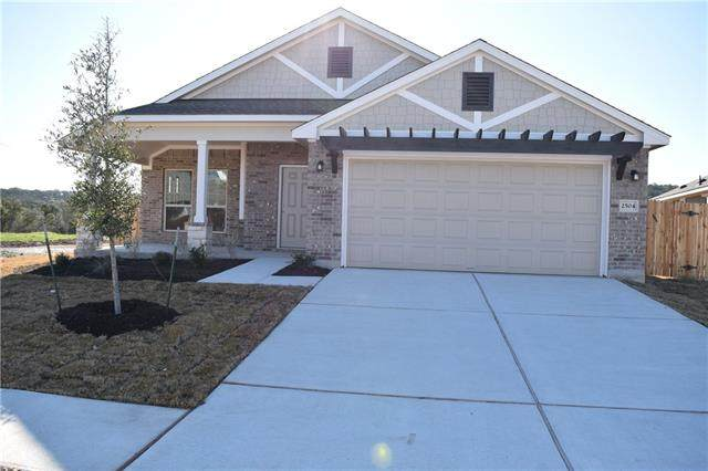 2504 Caddo Canoe Dr, Leander, TX 78641 (#1283373) :: Azuri Group   All City Real Estate