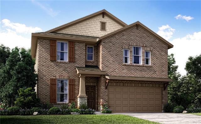 125 Spanish Foal Trl, Georgetown, TX 78626 (#1284985) :: Forte Properties