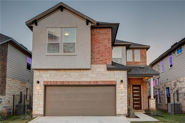 900 Old Mill Rd #5, Cedar Park, TX 78613 (#1309148) :: Ana Luxury Homes