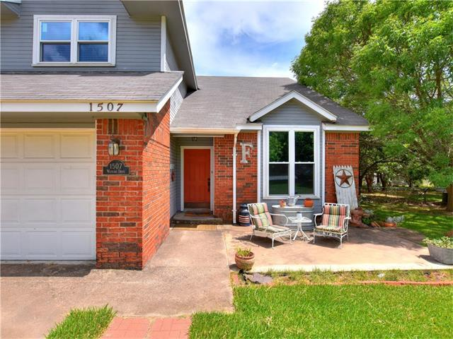 1507 Wofford Dr, Burnet, TX 78611 (#1324356) :: The ZinaSells Group