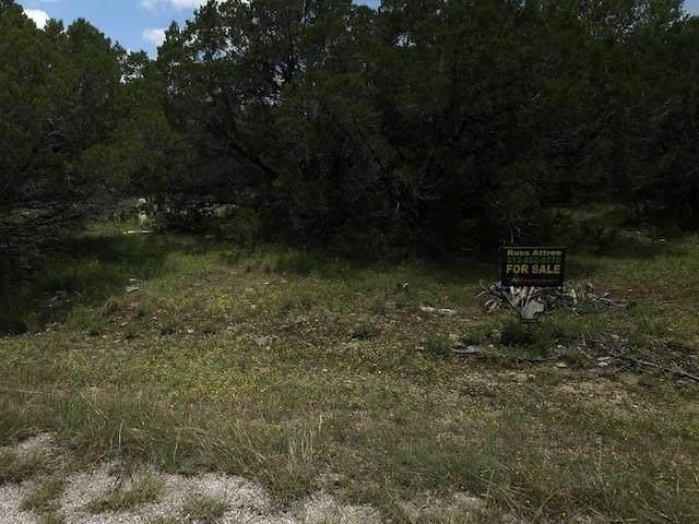 21801 O Henry Ave, Lago Vista, TX 78645 (#1324584) :: Sunburst Realty