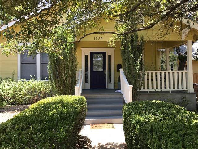 1194 San Bernard St, Austin, TX 78702 (#1329145) :: Papasan Real Estate Team @ Keller Williams Realty