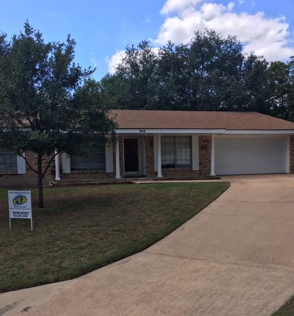 909 Conrad St, Austin, TX 78758 (#1345873) :: Ben Kinney Real Estate Team