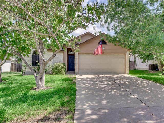 804 Maplecreek Dr, Leander, TX 78641 (#1350988) :: Front Real Estate Co.
