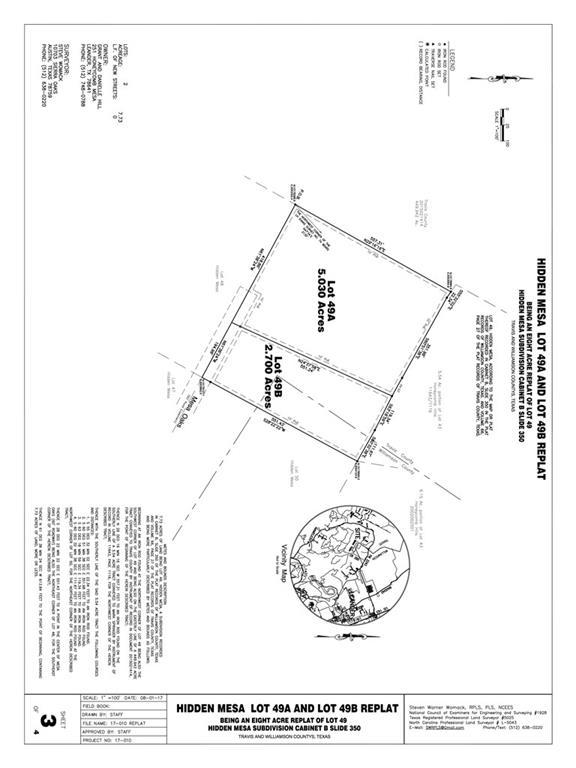 519 Mesa Oaks, Leander, TX 78641 (#1355776) :: The Gregory Group