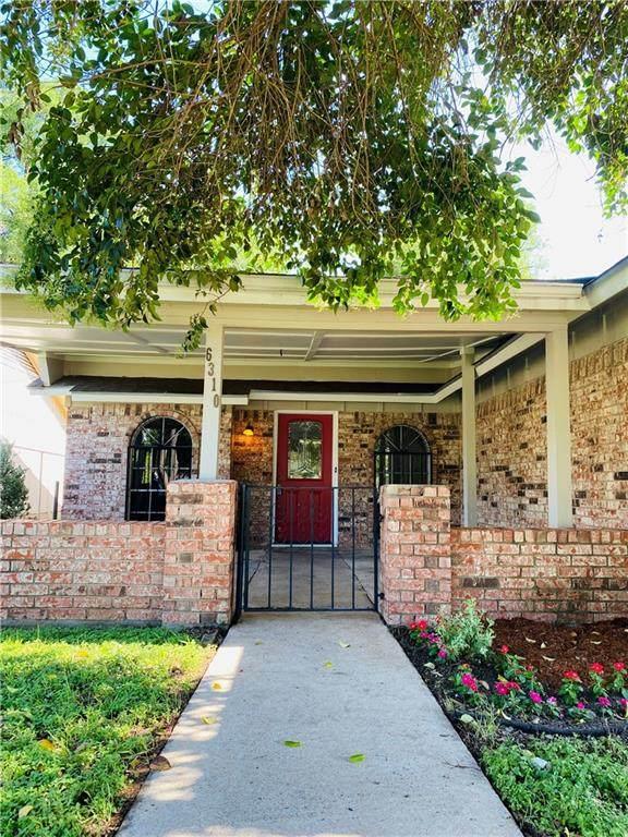 6310 Thurgood Ave, Austin, TX 78721 (#1359507) :: Papasan Real Estate Team @ Keller Williams Realty