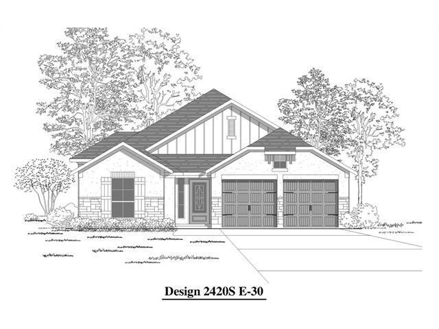 2429 Brook Crest Way, Leander, TX 78641 (#1362904) :: The Heyl Group at Keller Williams