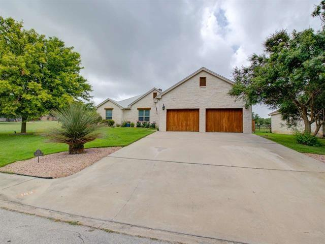 103 Natalie's Point, Burnet, TX 78611 (#1368420) :: RE/MAX Capital City