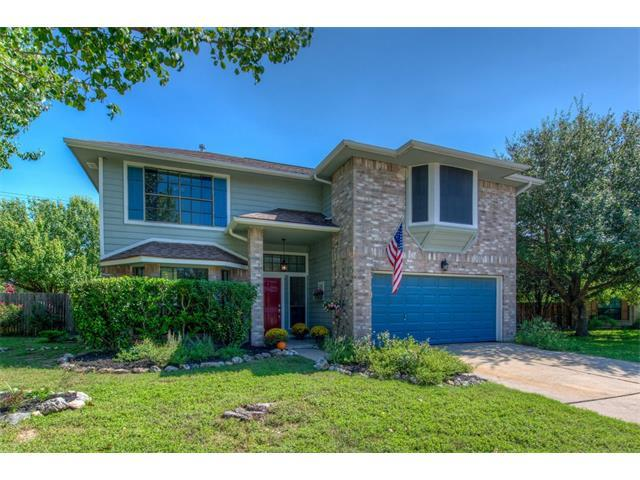 801 Parkview Cv, Pflugerville, TX 78660 (#1370857) :: RE/MAX Capital City