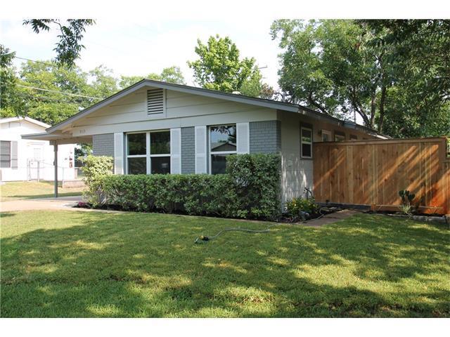 5113 Cloverdale Ln, Austin, TX 78723 (#1378773) :: Forte Properties