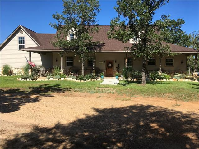 1142 22 Hills Rd, Gause, TX 77857 (#1379192) :: The ZinaSells Group