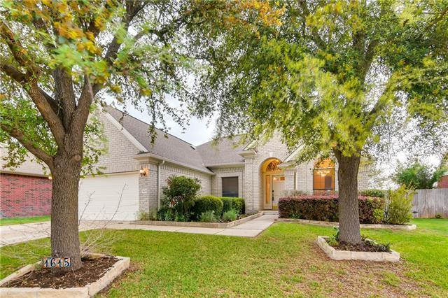 1615 Shady Hillside Pass, Round Rock, TX 78665 (#1384140) :: Forte Properties