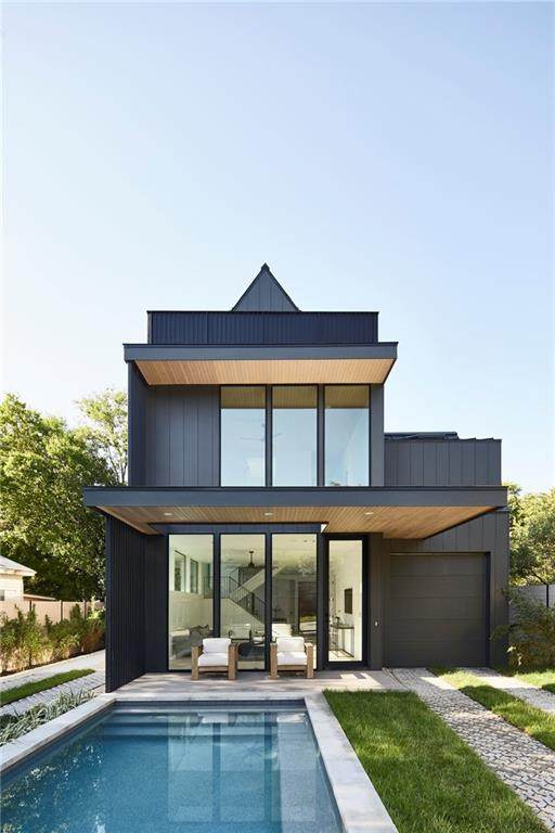715 W Monroe St, Austin, TX 78704 (#1390271) :: The Perry Henderson Group at Berkshire Hathaway Texas Realty